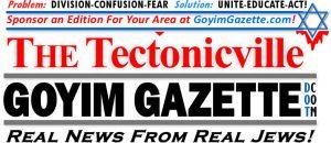Goyim Gazette Logo